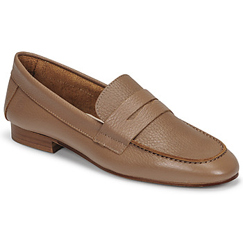 Shoes Women Loafers Betty London OSANGE Camel