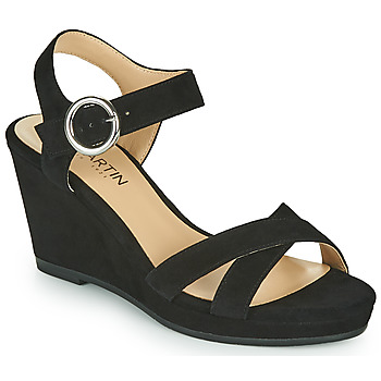 Shoes Girl Sandals JB Martin QUERIDA Black