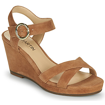 Shoes Girl Sandals JB Martin QUERIDA Brown