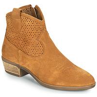 Shoes Women Mid boots Betty London OGEMMA Cognac