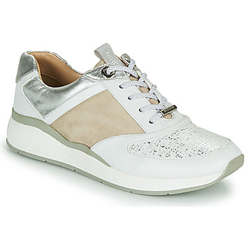Shoes Women Low top trainers JB Martin 1KALIO White