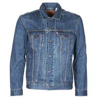 material Men Denim jackets Levi's THE TRUCKER JACKET Trucker