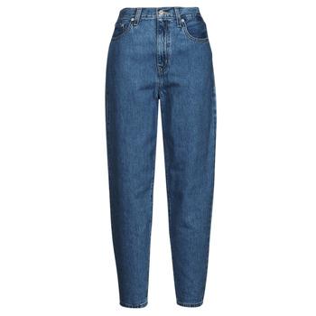 material Women Boyfriend jeans Levi's HIGH LOOSE TAPER Blue