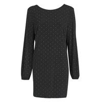 material Women Short Dresses Guess SORAYA Dress Black