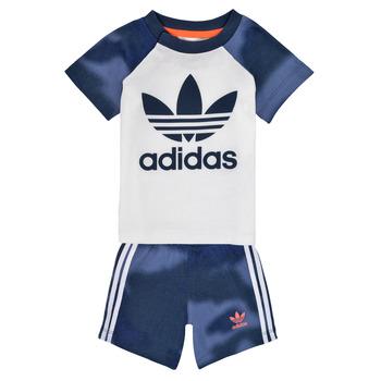 material Boy Sets & Outfits adidas Originals GN4110 White