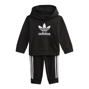 material Children sweaters adidas Originals DV2809 Black