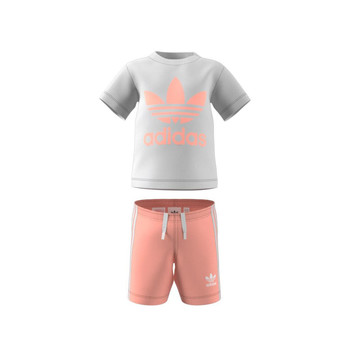 material Children Sets & Outfits adidas Originals GN8192 White
