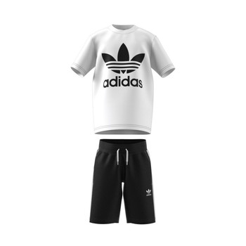 material Children Sets & Outfits adidas Originals COLIPA White