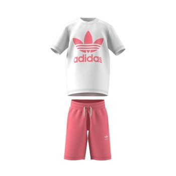 material Children Sets & Outfits adidas Originals GP0195 White