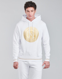 material Men sweaters Versace Jeans Couture SOXA White / Gold