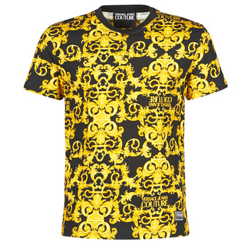material Men short-sleeved t-shirts Versace Jeans Couture TIKI Multicolour