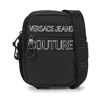 Bags Men Pouches / Clutches Versace Jeans Couture PORTA Black