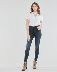 material Women Skinny jeans Diesel D-SLANDY-HIGH Blue