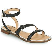 Shoes Girl Sandals JB Martin 1GILANA Black