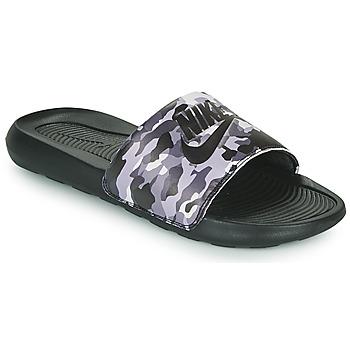 Shoes Men Sliders Nike VICTORI ONE BENASSI Grey