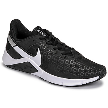 Shoes Men Multisport shoes Nike LEGEND ESSENTIAL 2 Black / White