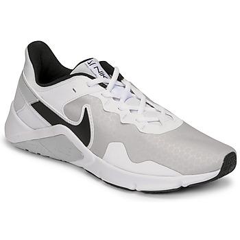 Shoes Men Multisport shoes Nike LEGEND ESSENTIAL 2 White / Black