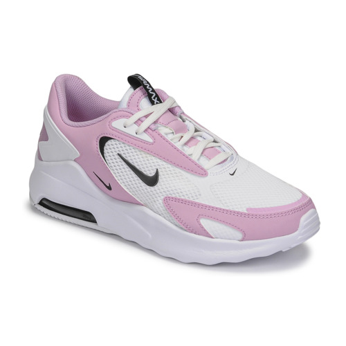 Nike AIR MAX MOTION 3 White / Pink - Free delivery   Spartoo NET ...