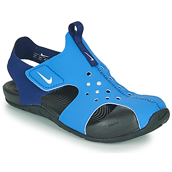 Shoes Boy Sports sandals Nike SUNRAY PROTECT 2 PS Blue
