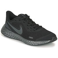 Shoes Children Multisport shoes Nike REVOLUTION 5 GS Black