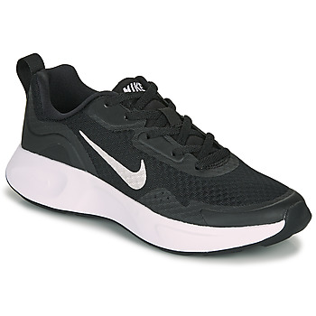 Shoes Children Multisport shoes Nike WEARALLDAY GS Black / White