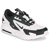 Shoes Children Low top trainers Nike AIR MAX BOLT GS White / Black