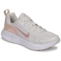 Shoes Women Multisport shoes Nike NIKE WEARALLDAY White / Pink