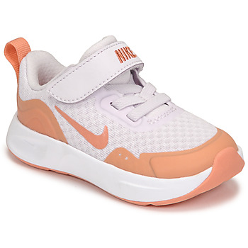 Shoes Girl Multisport shoes Nike NIKE WEARALLDAY Pink / Orange