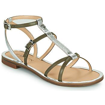 Shoes Girl Sandals JB Martin 1GRIOTTES Kaki
