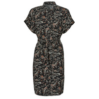 material Women Short Dresses Vero Moda VMSIMPLY EASY Black