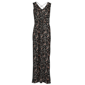 material Women Long Dresses Vero Moda VMSIMPLY EASY Black