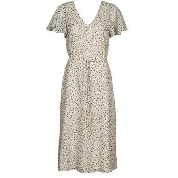 material Women Short Dresses Vero Moda VMJOT Beige