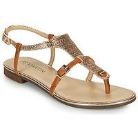 Shoes Women Sandals JB Martin 2GAELIA Brown