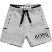 material Boy Shorts / Bermudas BOSS J04M57-A32-B Grey