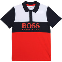 material Boy short-sleeved polo shirts BOSS ALEXAND Multicolour