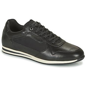 Shoes Men Low top trainers Redskins LINOS Black
