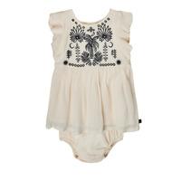 material Girl Short Dresses Ikks XS30060-11 White