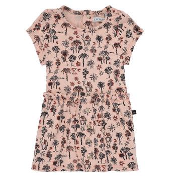 material Girl Short Dresses Ikks XS30080-32 Multicolour