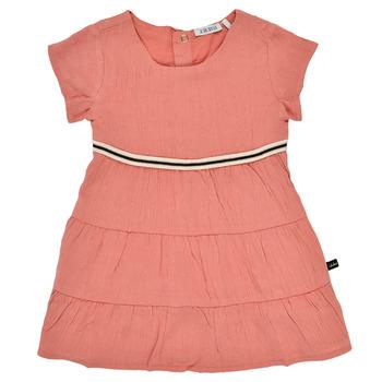material Girl Short Dresses Ikks XS30090-67 Orange