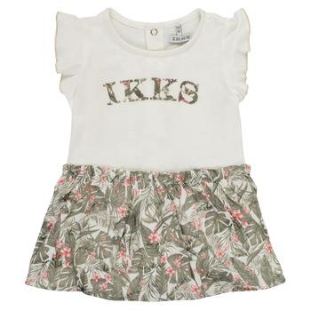 material Girl Short Dresses Ikks XS30120-19 Multicolour