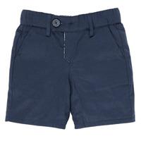 material Boy Shorts / Bermudas Ikks XS25021-45 Marine