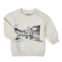 material Boy sweaters Ikks XS15011-60 White