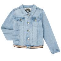 material Girl Denim jackets Ikks XS40152-84-C Blue