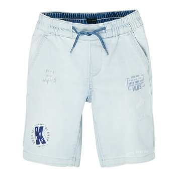 material Boy Shorts / Bermudas Ikks XS25223-82-C Blue