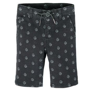 material Boy Shorts / Bermudas Ikks XS25063-02-C Black