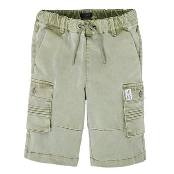material Boy Shorts / Bermudas Ikks XS25153-57-C Kaki