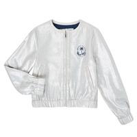 material Girl Jackets / Blazers Ikks XS17042-18-J Silver
