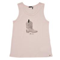 material Girl Tops / Sleeveless T-shirts Ikks XS10302-31-J Pink