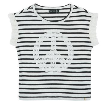 material Girl short-sleeved t-shirts Ikks XS10022-19-J Multicolour
