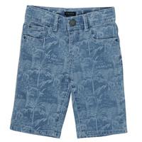 material Boy Shorts / Bermudas Ikks XS25253-82-J Blue
